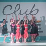 The Club Esse entertaining staff during the shows at APP 2017