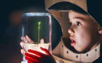 In vacanza, animazione per bambini ed ecologia, con il RiciclaTeatro