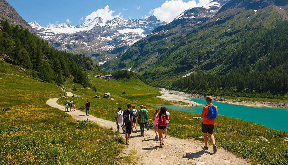 5 things to do in Valle d'Aosta by way of parks and excursions
