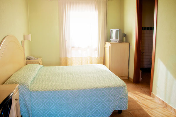 Interno camera Cala Gonone Beach Village