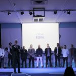 Staff manageriale al completo ad APP 2018