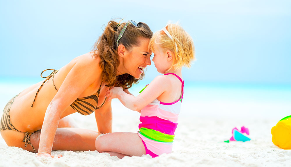 Mother's Day 2019: buy a beach holiday with a 50% discount