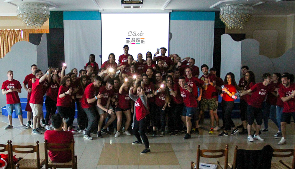 APP 2019: free Club Esse event to train young tourist entertainers