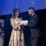 Anthony Peth e Mariella Anziano sul palco
