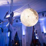 Danzatori sulla luna Spazio Novecento