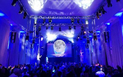 La Festa 2019: a space party that conquered the Moon