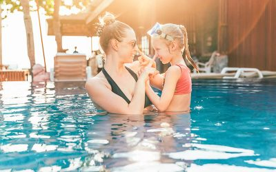Holiday with kids: one adult + kid in a seaside resorts with discount