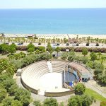 Anfiteatro sul mare in villaggio all inclusive in Calabria Sunbeach