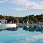 Piscina Laguna villaggio all inclusive Calabria Sunbeach