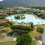 Piscina centrale villaggio all inclusive Calabria Sunbeach