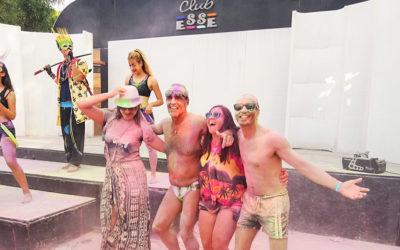 La vacanza a Baja Sardinia di Claudio al Club Esse Cala Bitta